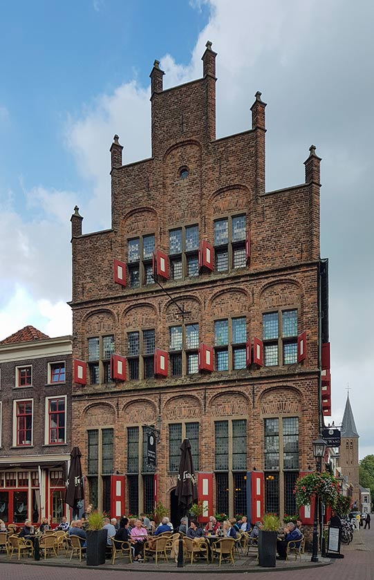 De Waag in Doesburg