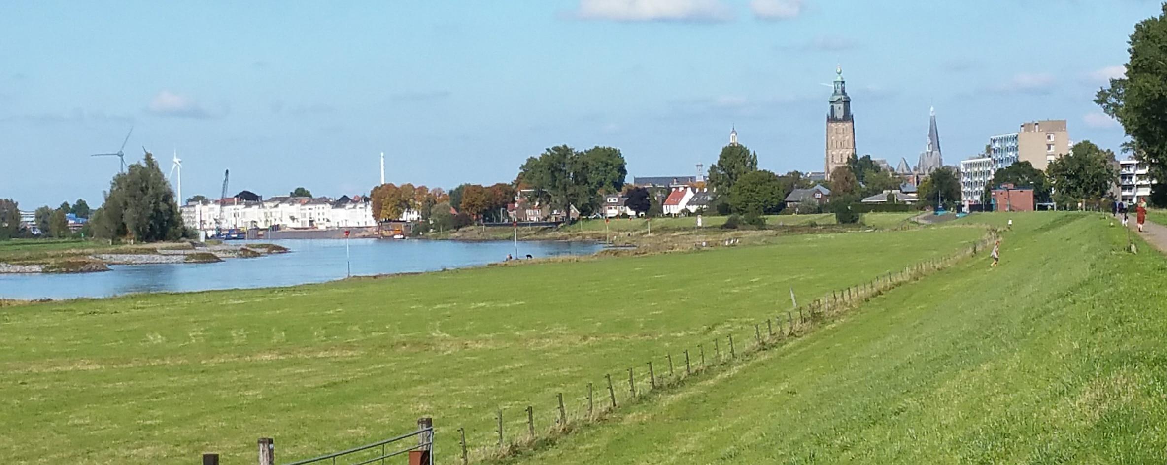 IJsseldijk bij Zutphen